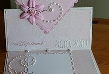 cards and scrapbooking / by Linda Kuennen