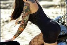 Photo Inspirations: Tattooed Women