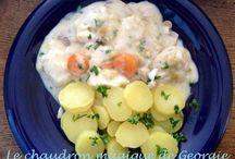 recettes légères / cuisine