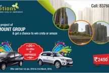 Residential Flats / Paramount Emotions is presenting 2/3/4 BHK residential flats, an abode of luxury for you and your loved ones. It is one of the most reputed projects of Paramount Group in Greater Noida. http://goo.gl/Jq8q9P