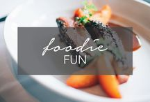 Foodie Fun | Recipes | Healthy | Meal Prep / Recipes and inspiration for advanced and aspiring foodies. Foodie Fun | Recipes | Healthy | Food Prep http://www.happygrace.com/