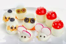 Cute and Funny Kid's Food Ideas