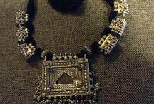 India , Asian and Yemeni jewelry