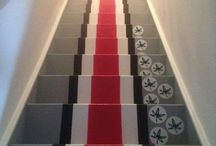 OHIO STATE / The OH-IO of Ohio -decorating man caves and celebrating big Buckeye fans everywhere with game-day deliciousness, crafts, and fun!