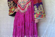 Afghan / Afghan dress