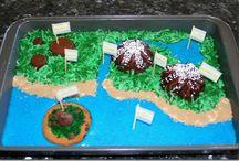 7 Birthday party cake ideas