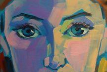 Malerier (portrett)