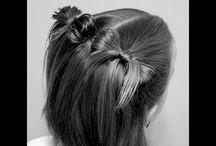Hair styles for Sophia
