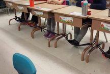 ✐ Ecole ✐ Aménagement de la classe élémentaire