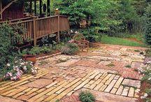 reuse old bricks