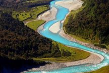 New Zealand / Ideas for trips, beautiful places to see, and inspiration for travel in New Zealand.