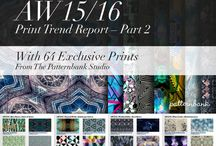 FW 15 / 16 trend board