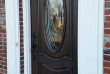 Floyd Entry Doors / Learn more about what makes the doors that Floyd installs the best in the St. Louis/St. Charles area at http://www.floydrenovations.com/door-101/