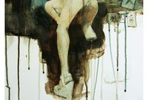 Ashley Wood / comic-illustration-painting
