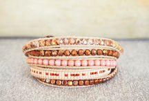 Miyuki wrap bracelet - Petit Bout de Chou