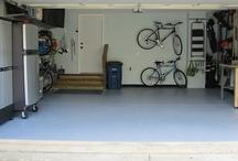 garages / by Janice Rivera-Klein