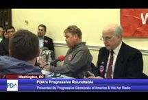 PDA's Progressive Round Table