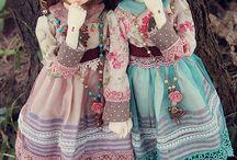 Dolls  (=^-ω-^=)