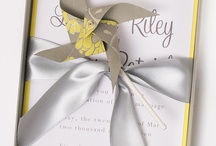 Wedding Ideas/Cards/Gifts / by Michelle Ferguson