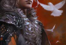 1 Hero/Helliana/Fantasy world