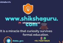 India leading education website,the education hub  |   SHIKSHAGURU.COM