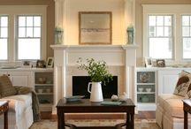 New House Farmhouse Fabulous Living room