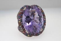 Color Gemstone Jewelry
