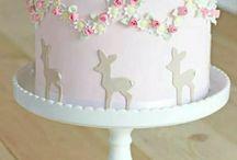 Gâteau fête famille