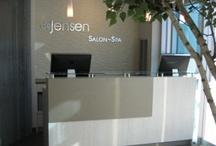 Reception desks / by Barbara Jones