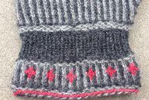 strikkeideer