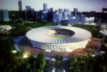 Gelora Bung Karno Sports Complex Of 2018 Asian Games & Asian Para Games