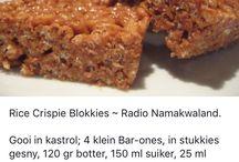 Snacks / Snoep