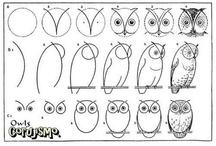 Tutoriais / tutoriais para desenhos