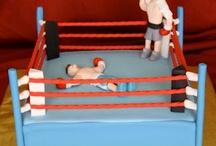 Jamie's 9th bday Rocky Balboa