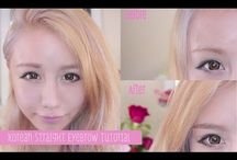 Make Up Tutorials / My make up tutorials for The Wonderful World of Wengie