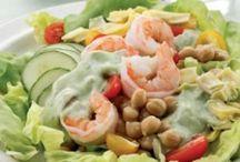 Salads / by Kristin Rea