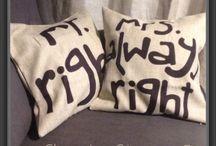 pillowcases_linen_retro_vintage / lniane poszewki na poduszki