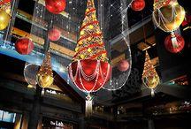 christmas indoor decoration