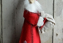 Tomte / Swedish Santas / by JoAnne Ottoson