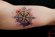 Tattos / Idéias para próximas tattos