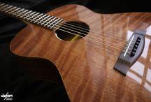 Waghorn Acoustic Guitars