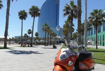 Rent a scooter in Barcelona / Rent motorbikes and scooters in Barcelona with BEST RENT A SCOOTER. Economical prices and best quality.