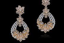 Diamond earing danglers