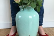 Fun with Vases / There is no such thing as too many vases! You can mix and match them as much as you want. We like to inspire with our Fun with Vases collection. Hope you like it!