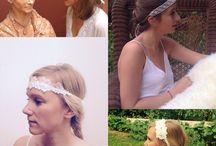 Maison Loisy / Headband sur mesure# maison Loisy#