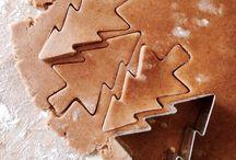 Karácsonyi sütik mézes kalács