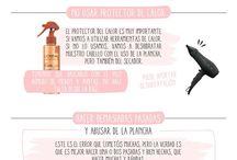 Tips for the hair▲