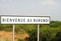 Burundi, Africa / Central Africa. Near Rwanda. Beautiful land. Beautiful people. / by Marina Berryman