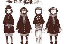 character development / by Tara Borger