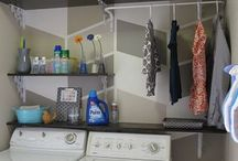 Laundry room / by Kelsey Williams